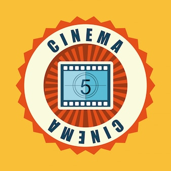 Cinema su sfondo