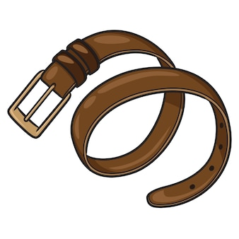 Cintura di cartone animato