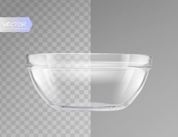 Ciotola di vetro