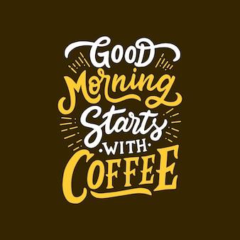 Citazione del caffè