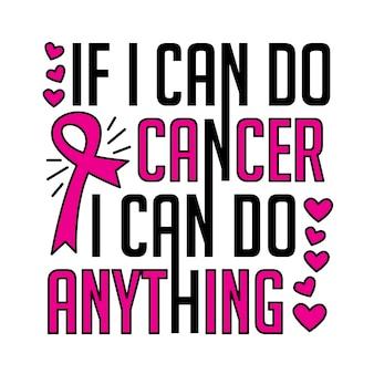 Citazione e dire del cancro al seno