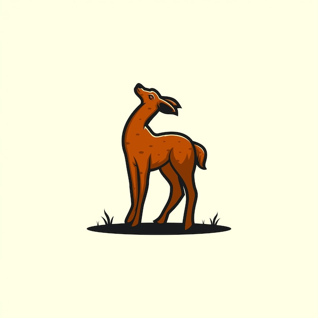 Clip-art di cervo cervo