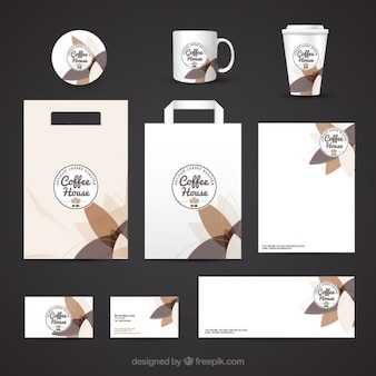 Coffee cartoleria