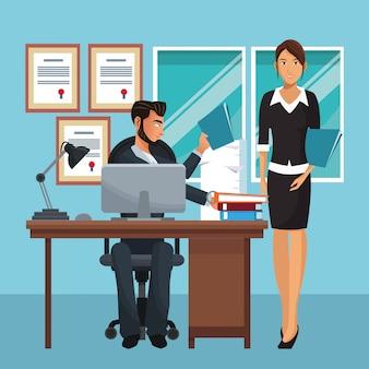 Collaboratori aziendali esecutivi