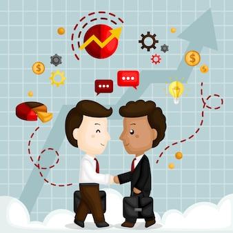 Collaborazione d'affari