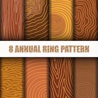 Collezione annuale di set di modelli ad anello