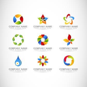Collezione aziendale logo