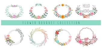 Collezione Bouquet di fiori