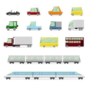 Collezione cars