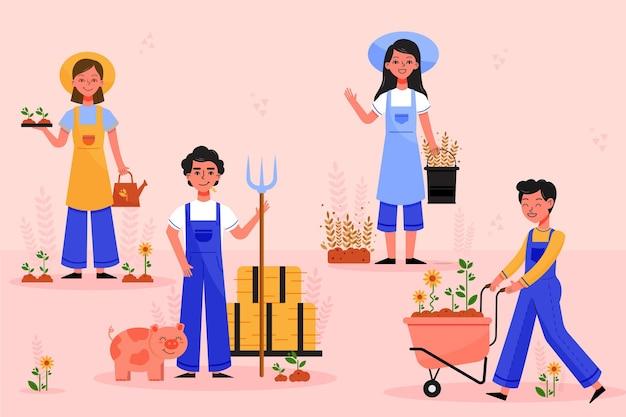 Collezione contadina