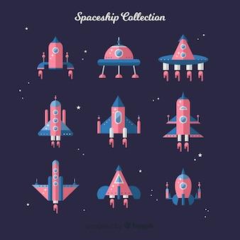Collezione di astronavi