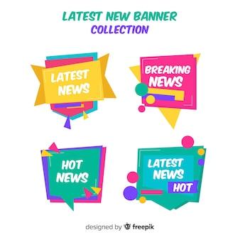 Collezione di bandiere colorate ultime notizie