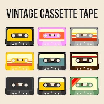 Collezione di cassette