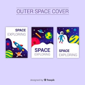 Collezione di copertura dello spazio esterno
