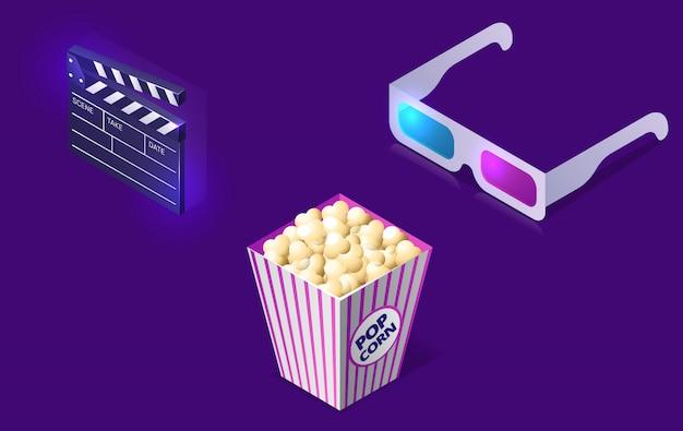 Collezione di elementi cinematografici