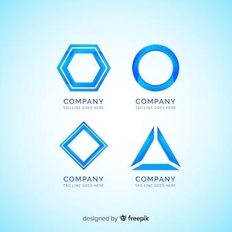 Collezione di logotipi