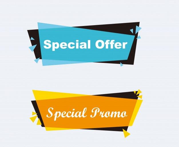Collezione di offerte speciali