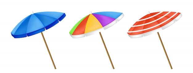 Collezione di ombrelli