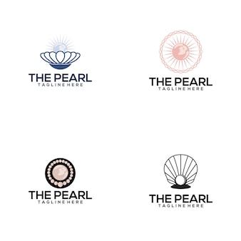 Collezione di perle logo