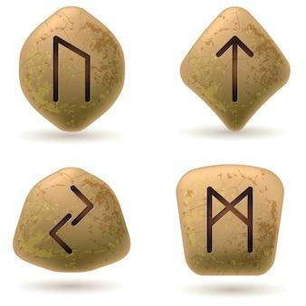 Collezione di rune