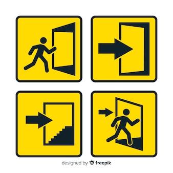 Collezione di segnali di uscita