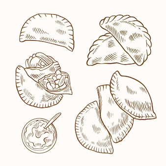 Collezione empanada