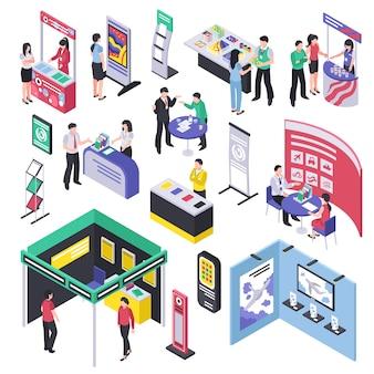 Collezione expo show elements