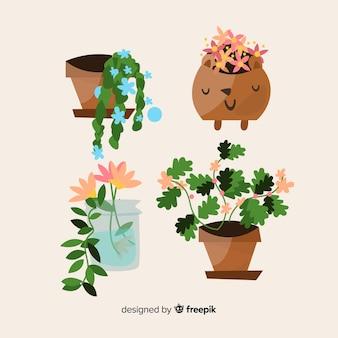 Collezione floreale primaverile
