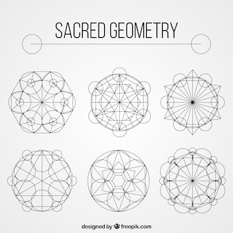 Collezione forma geometrica