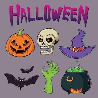 Collezione halloween