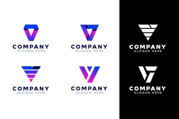 Collezione logo v
