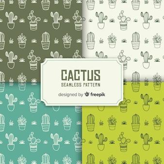 Collezione modello cactus
