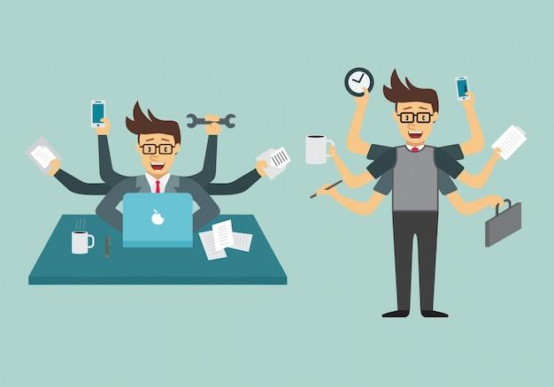 Collezione multitask aziendale