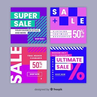 Collezione post vendita instagram super vendita