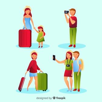 Collezione turistica
