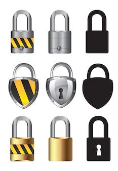 Collezioni di serrature