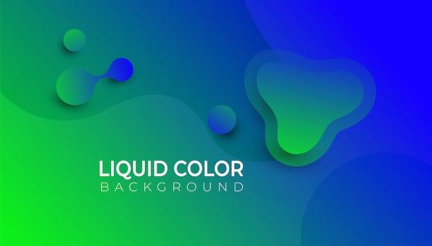 Colorato astratto moderno grafica banner design per mobile