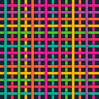Colorato sfondo astratto