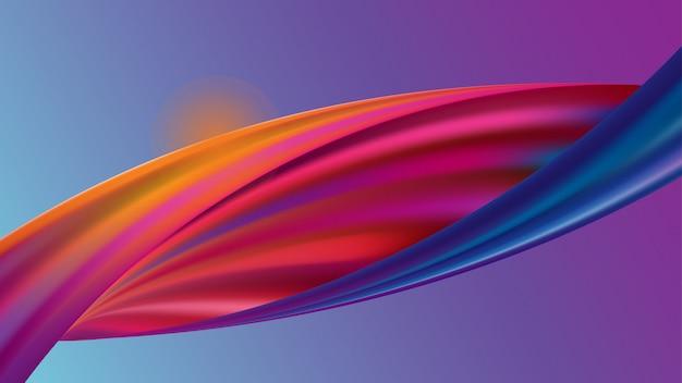 Colore di sfondo vettoriale hd