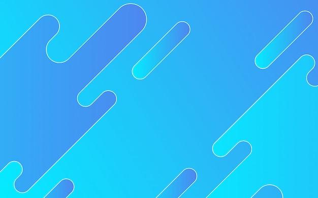 Colore geometrico astratto del fondo di pendenze moderno