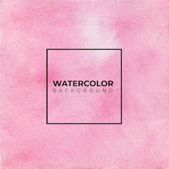 Colore rosa spazzolato sfondo astratto dipinto. pittura a pennellate.