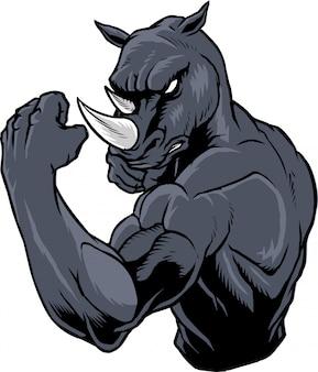 Combattente rhino
