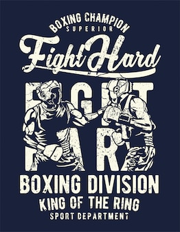 Combatti duro