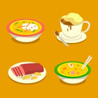 Comfort food design