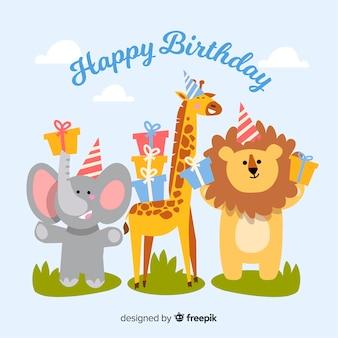 Compleanno degli animali