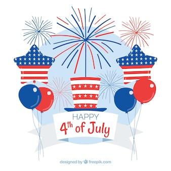 Composizione americana giorno dell'indipendenza