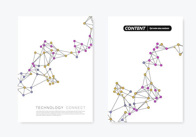 Composizione astratta e struttura dell'intersezione di linea