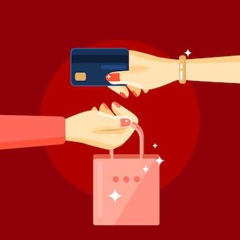 Composizione di acquisto di cosmetici