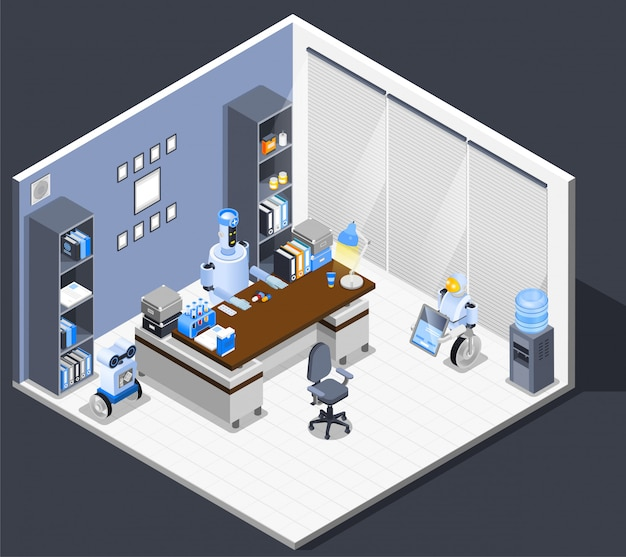Composizione esecutiva capo robotica