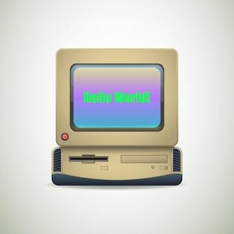 Computer retrò